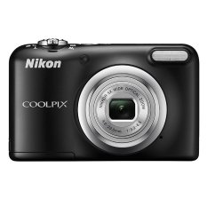 Nikon Coolpix A10 - 16.1 MP - 5x Optical Zoom - Hitam