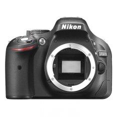 Nikon D5200 - 24.1MP - Body Only - Hitam