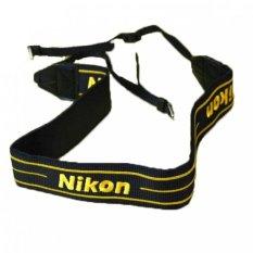 Nikon Strap For Nikon Hitam Bordir
