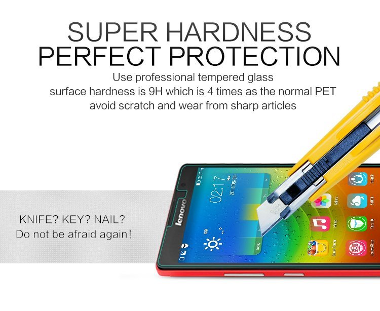 Nillkin Tempered Glass Screen Protector Protective Film for Lenovo P90 (Intl)