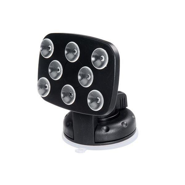 NINI 360 Degree Rotation Multifunctional Phone Holder (Black)