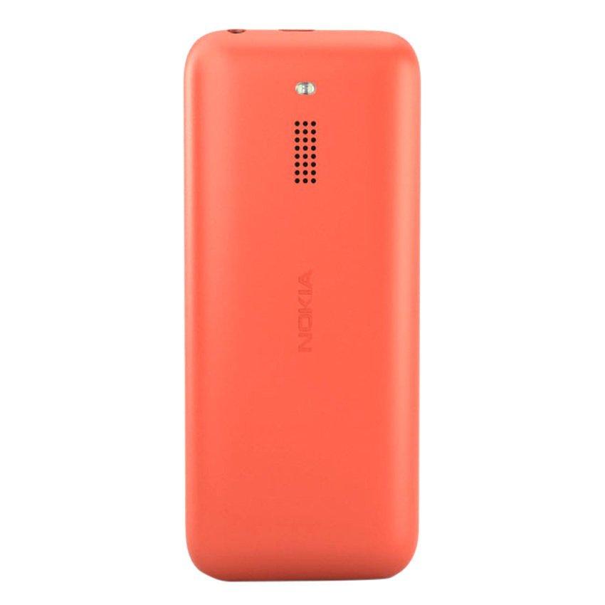 Nokia 130 Dual SIM - Merah
