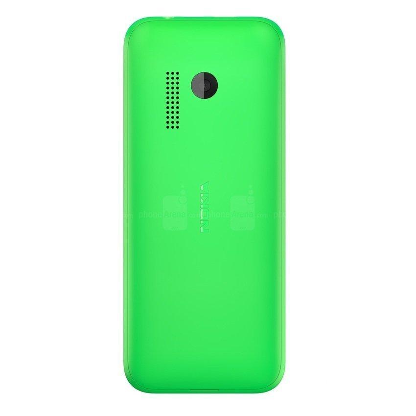 Nokia 215 Dual - Hijau