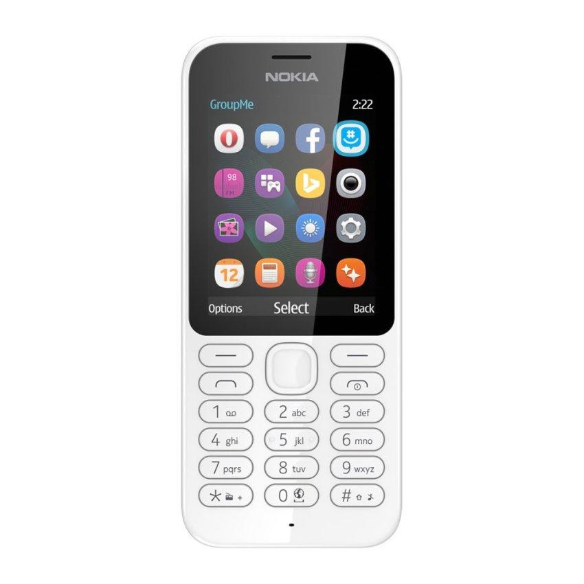 Nokia 222 - Putih