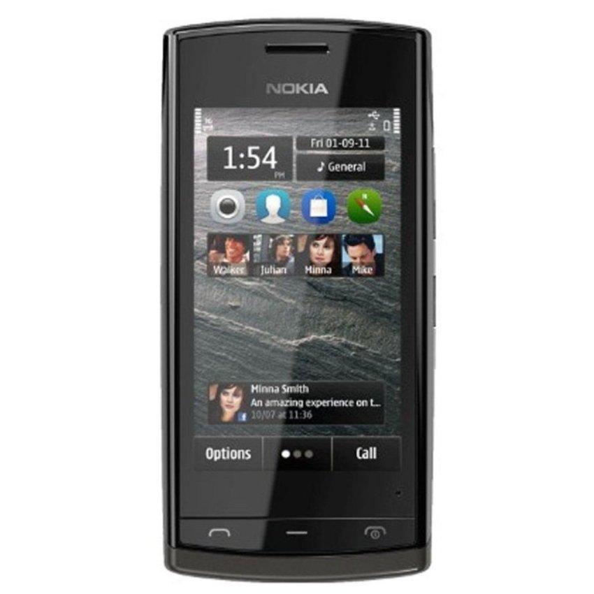 Nokia 500 - 2 GB - Hitam