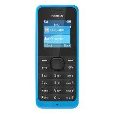 Nokia Asha 105 - 8 MB - Cyan