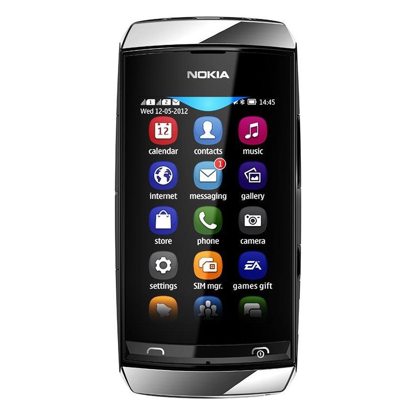 Nokia Asha 310 - Putih