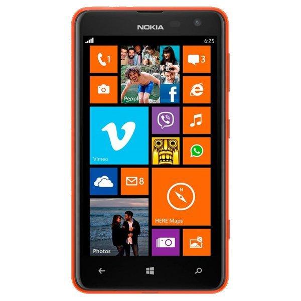 Nokia Lumia 625 - Oranye