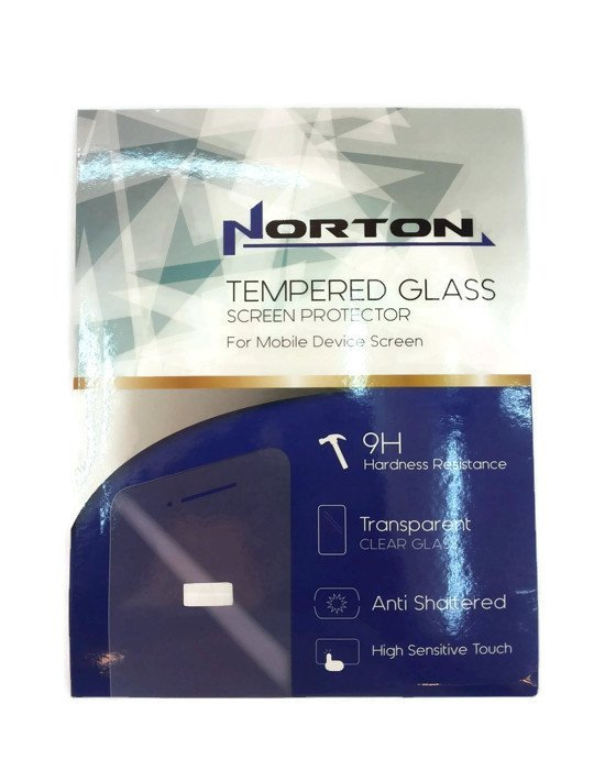 Norton Screen Tempered Glass for Ipad Mini 1 & 2 - Clear