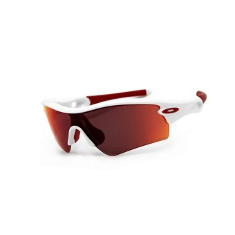 oakley sunglasses white and red