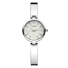 Oanda YAQIN Yaqin Brand Female Form Retro Fashion Ladies Watches Roman Numerals
