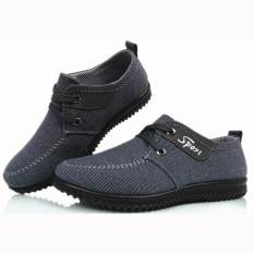 Old Beijing Cloth Shoes Men Age Season New Men Casual Shoes Men's Shoes Trend With Popular Father Alone