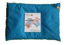 Olus Pillow Mom Bantal Kesehatan Bayi Isi Kulit Kacang Hijau Original - Biru