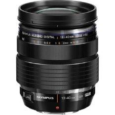 Olympus Lensa Kamera Micro Four Third M Zuiko ED 12-40mm F/2.8 Pro - Hitam