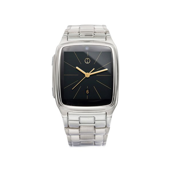 Onix TW810 Smartwatch - Silver - Stainless Steel