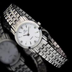 Ooplm Merchants Know When ZHISHI Import Movement Sapphire Mirror Fashion OL Spike Drill Scale Quartz Watch