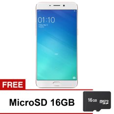 Oppo F1 Plus - 64GB - RAM 4GB - Free MicroSD 16GB - Rose Gold