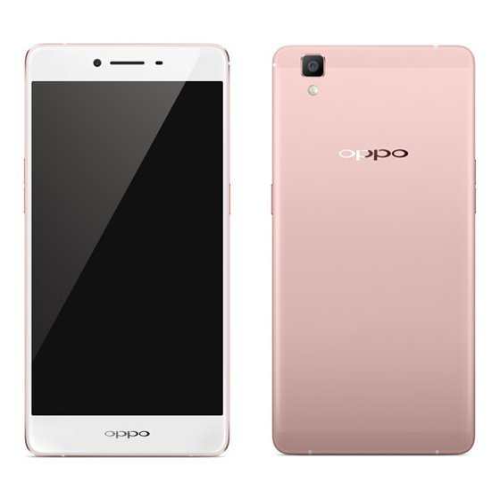 Oppo F1 Selfie Expert 16GB - Rose Gold