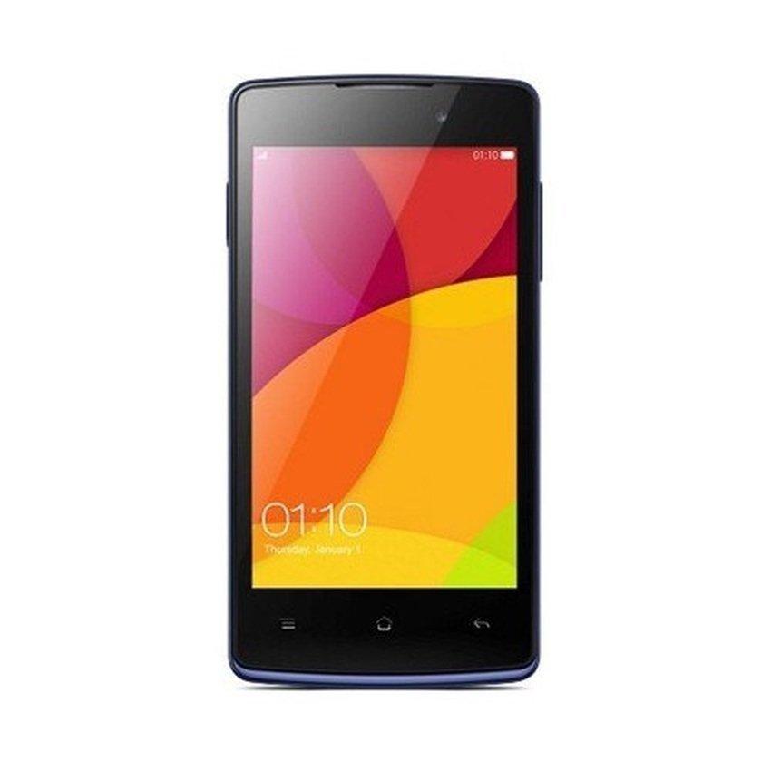 Oppo Joy Plus R1011 - 4GB - Hitam