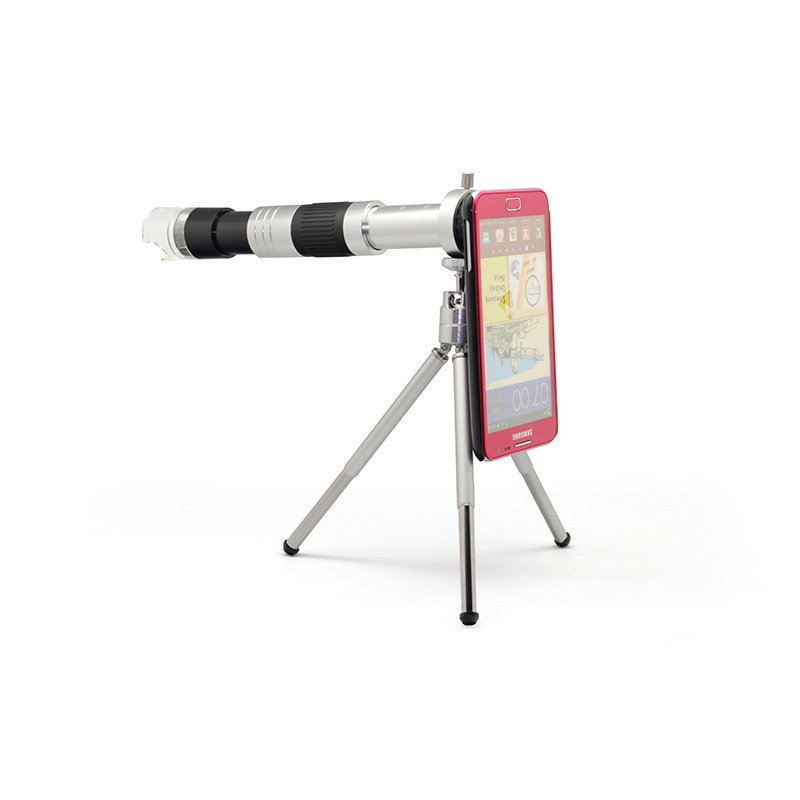 Optical 220X Zoom Manual Focus Mobile Microscope Telescope for Note2