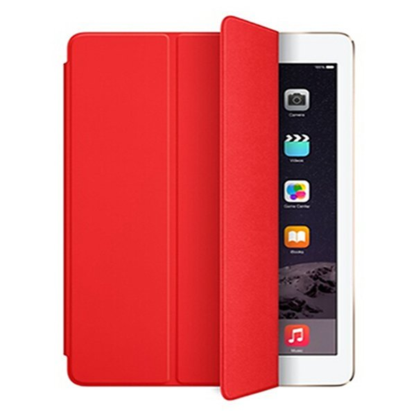 Original Official Leather Flip Protective Tablet Stand Case Ultra Slim Cover For Apple Ipad Pro 12.9 Inch Retina (Red) (Intl)
