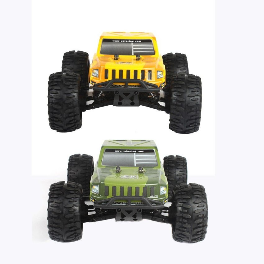 Original ZD Racing RC Car 9053 1/16 Scale 4WD Electric Brushless Monster Truck (Intl)