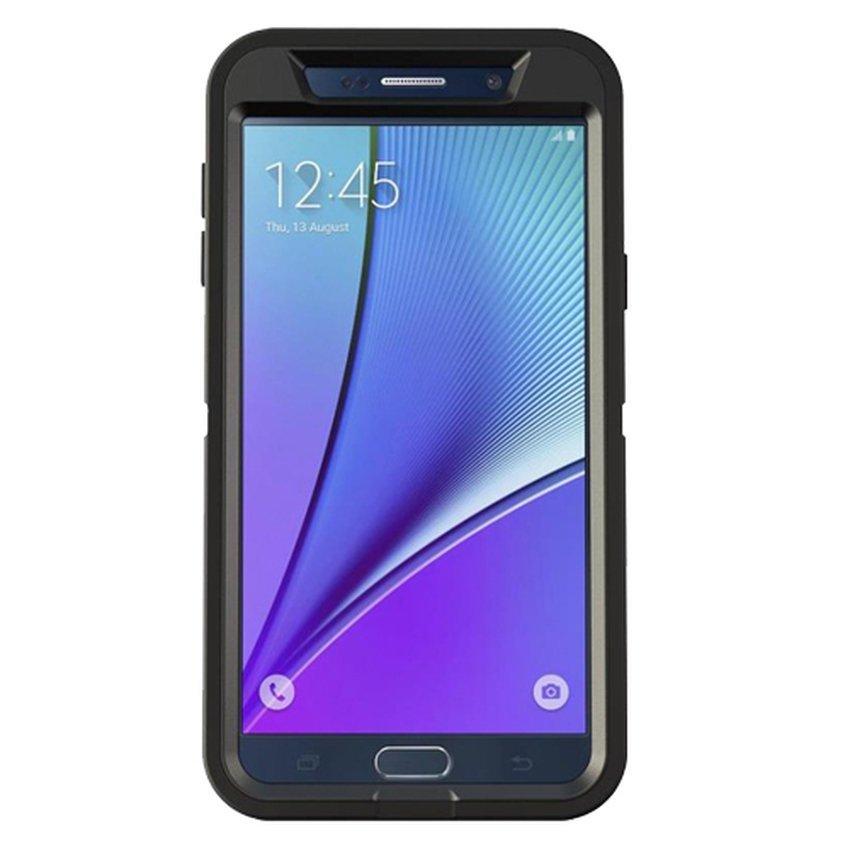 Otterbox Defender Case untuk Samsung Note 5 - Hitam