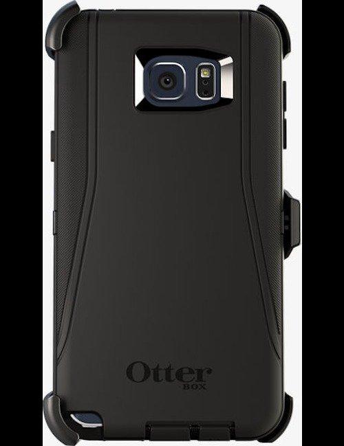 Otterbox Defender untuk Samsung Galaxy Note 5 - Hitam