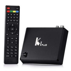 Ouhofus Android TV Box KI PLUS T2 S2 Amlogic S905 Quad Core 64bit Streaming Media Player Support DVB-S2 DVB-T2 4K KODI Media Player