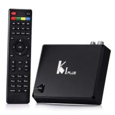 Ouhofus Android TV Box KI PLUS T2 S2 Amlogic S905 Quad Core 64bit Streaming Media Player Support DVB-S2 DVB-T2 4K KODI Media Player