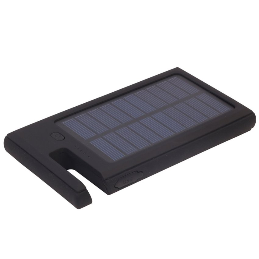 Outdoor Waterproof Solar Charger Cell Phone Holder (Intl)