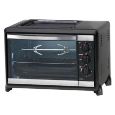Oxone Oven 4 in 1 OX-858BR- Hitam