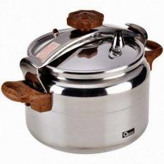 Oxone OX-2012 Pressure Cooker - 12 L - Alumunium