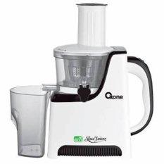 Oxone OX-865 Eco Slow Juicer - Putih