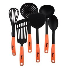 Oxone OX-953 Kitchen Tools Spatula - Oranye