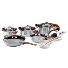 Oxone Panci Set Eco Cookware Set