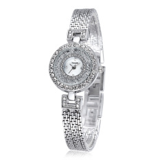 Oxoqo Yaqin YaQin Genuine Diamond Watches Fashion Female Models Quicksand Bracelet Watch
