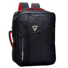 Palazzo Backpack 3in1 Tas Ransel - Hitam