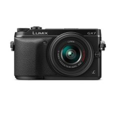 Panasonic Lumix G GX7 KIT 14-42mm - Hitam