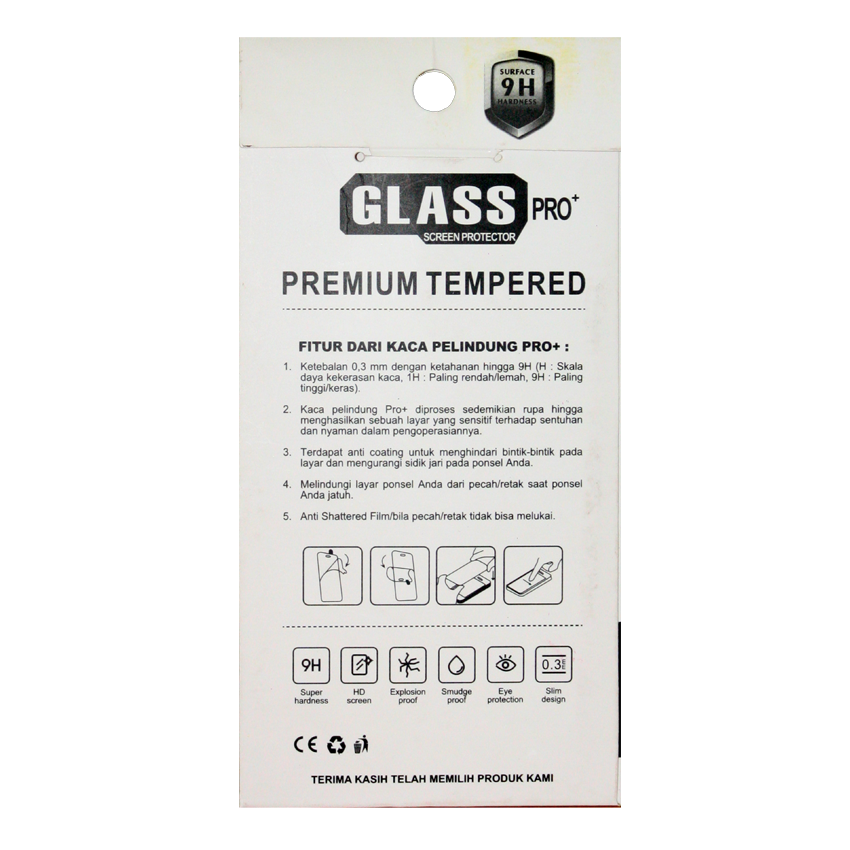 Panzer Pro+ Tempered Glass for Samsung Galaxy A3