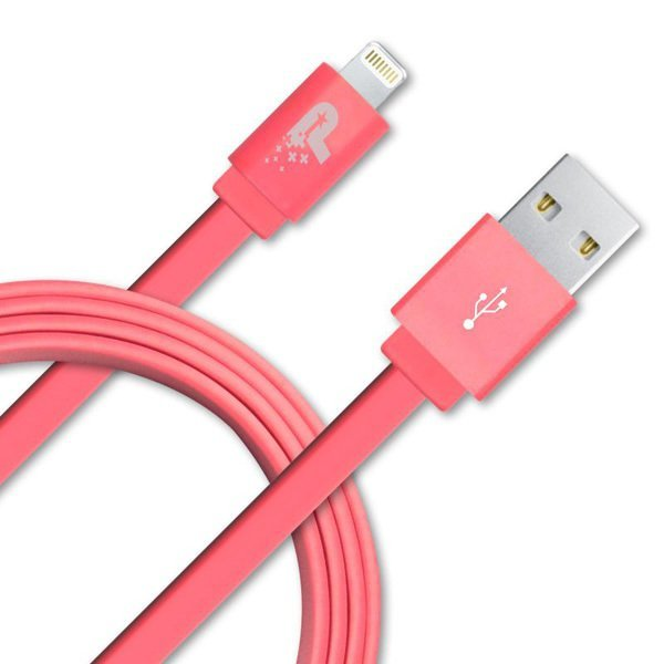 Patriot Lightning Charge - Sync Cable 3.3FT  - Pink