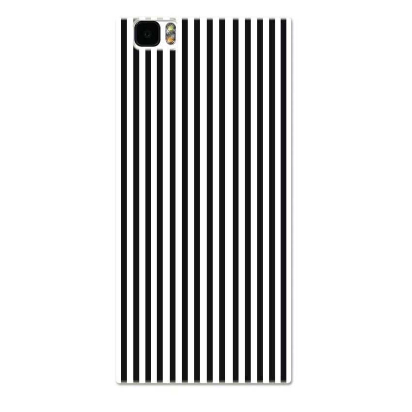 PC Plastic Case for Lenovo K900 black-and-white