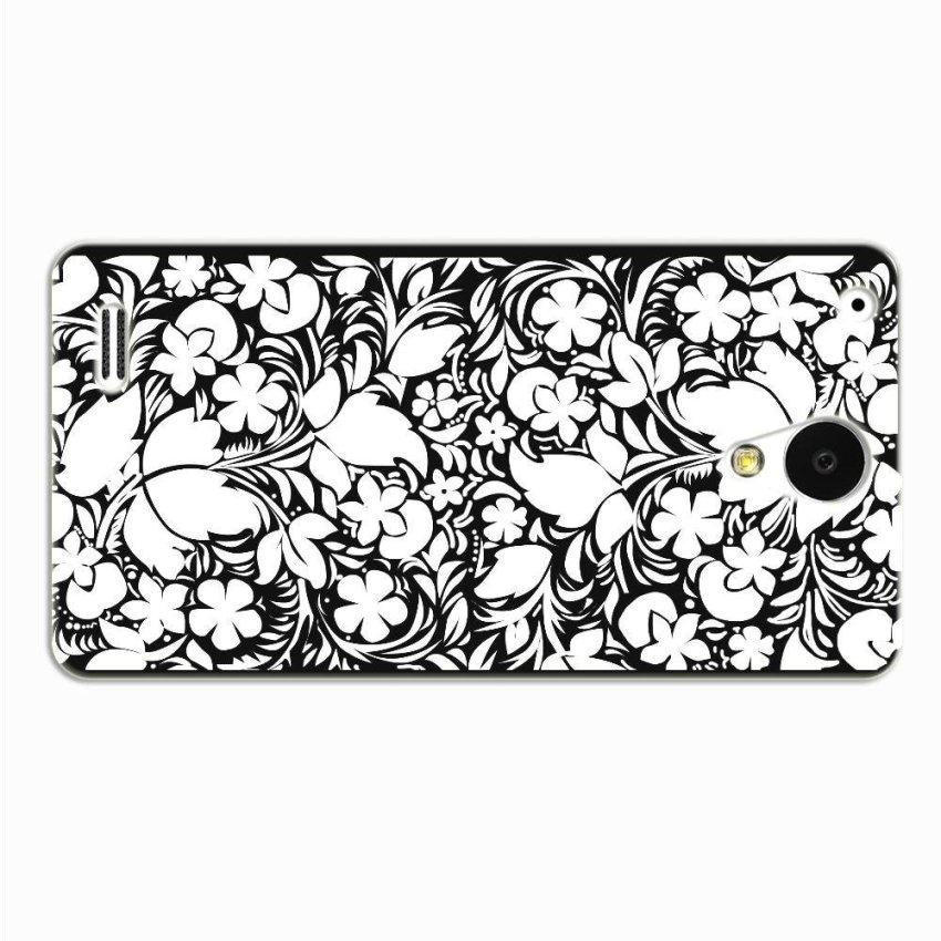 PC Plastic Case for Lenovo S890 black-and-white