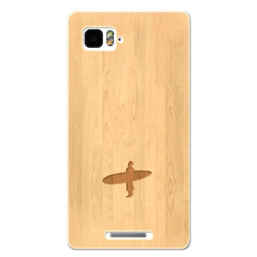 PC Plastic Case for Lenovo VIBE Z K910 Burly Wood