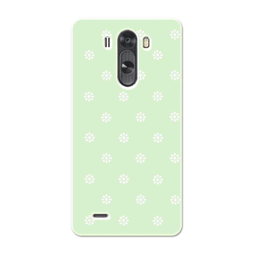 PC Plastic Case for LG G3 beat green