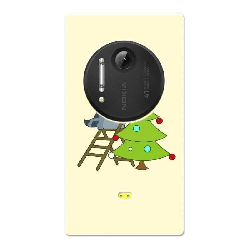 PC Plastic Case for Nokia Lumia 1020 Pale Goldenrod