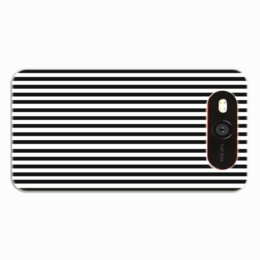 PC Plastic Case for Nokia Lumia 820 black-and-white