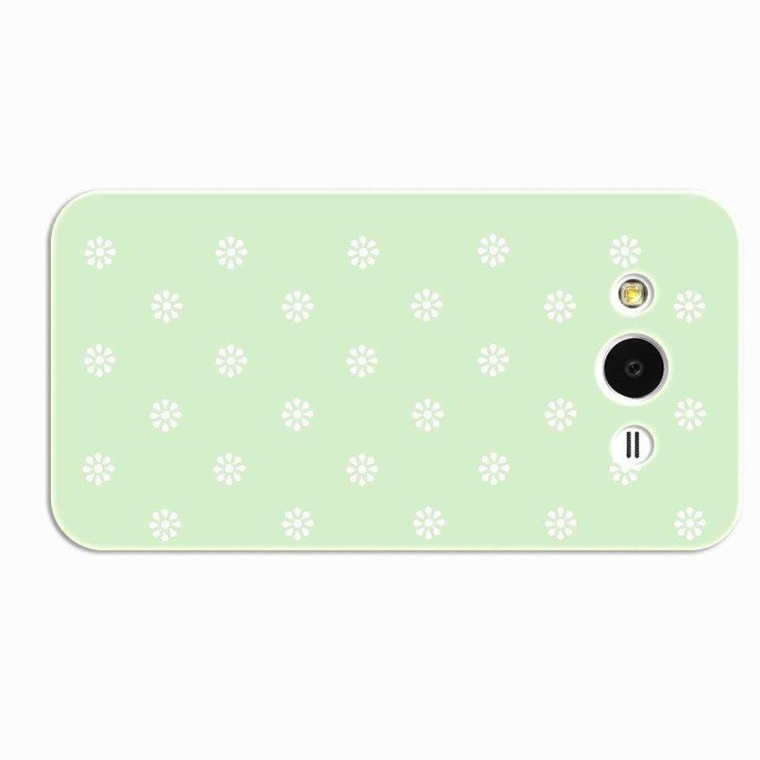 PC Plastic Case for Samsung galaxy Core 2 green