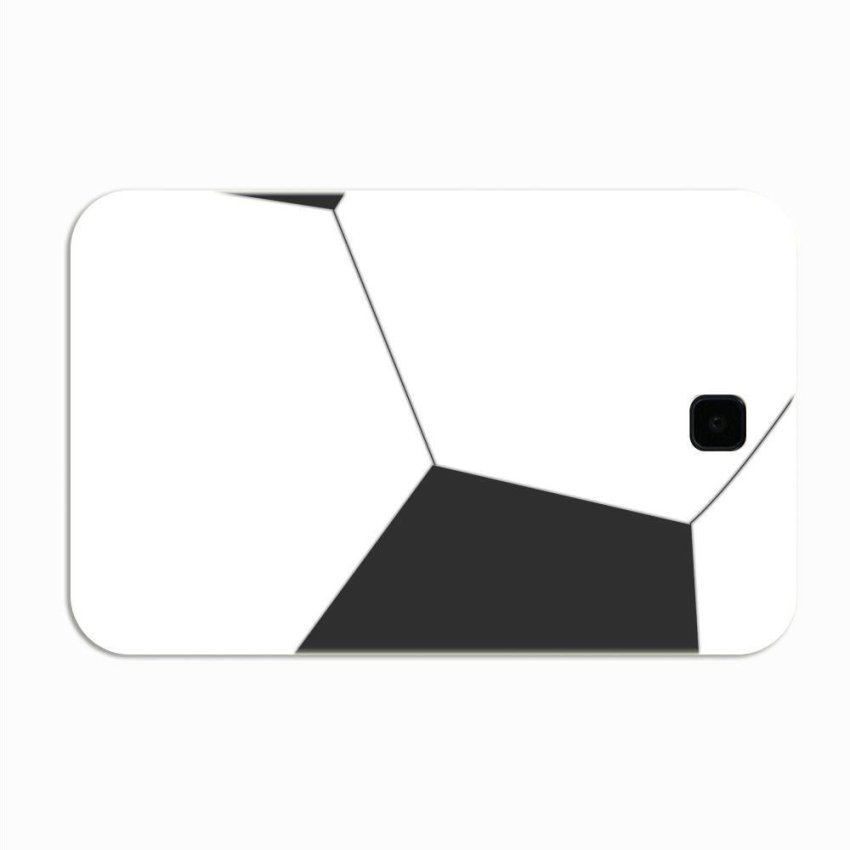 PC Plastic Case for Samsung N5100 black-and-white