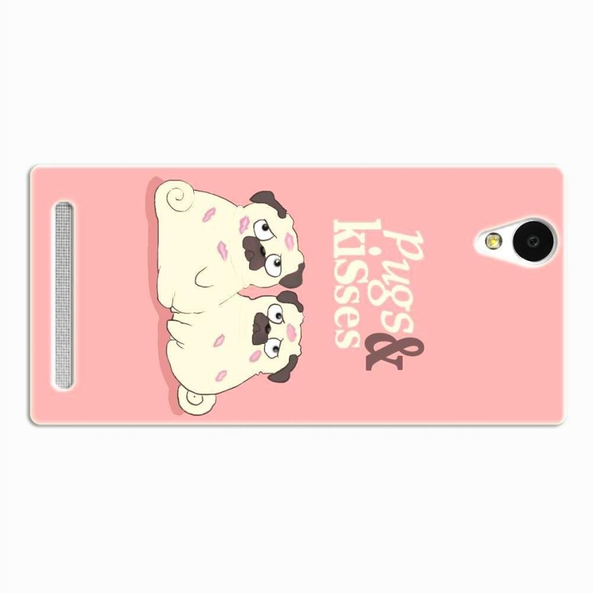PC Plastic Case for Sony Xperia T2 pink